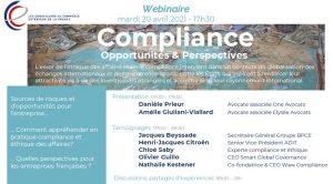Webinaire Compliance