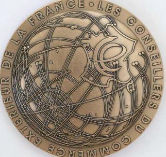 2 médailles d'honneur des CCE attribuées à 2 CCE du comité Ile-de-France